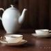 Tea break . . .