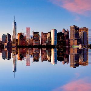 Manhattanské zrkadlo