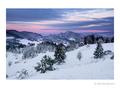 Zima v Pieninách