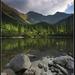 ... Ťatliakovo jazero