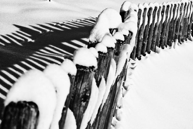 Zima na Bielych Vodách
