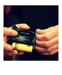 Yellow film alive...