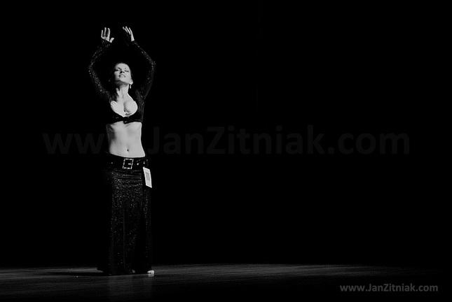 Orientálna tanečnica Dia 2