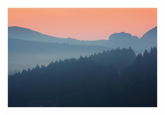 Kraj pred východom Slnka