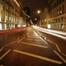Londyn v noci