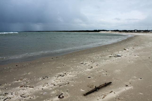 V Dánsku na pláži 04