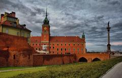 hradby Varšavy