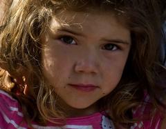 Dievčatko z kolotoča..