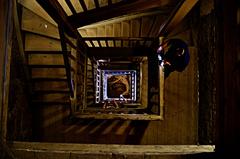 Na schodoch..
