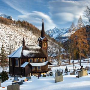 Kostolík v Tatranskej Javorine
