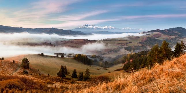 Keď sa hmly rozostúpia