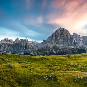 Dobré ráno, Dolomity
