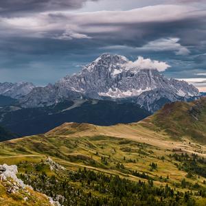 Dramatická Monte Civetta