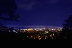 Košice - severný výhľad