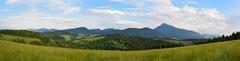 Veľký Choč - Oravská vrchovina