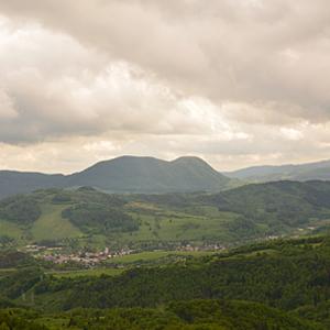Dobšinský kopec pohľad Radzim