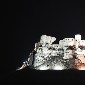 Spišský hrad 2016