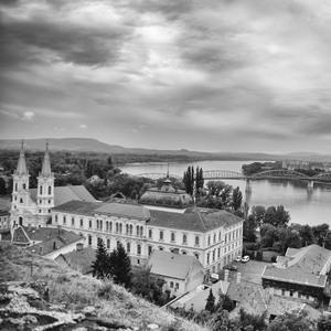 Pohľad z kopule Baziliky