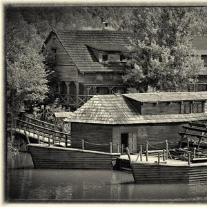 Plávajúci mlyn