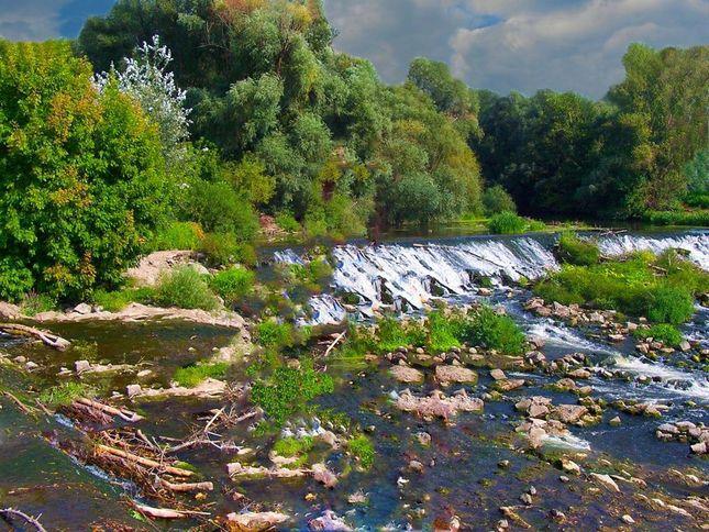 Vodopády na Zúgove