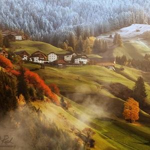 Podzim & zima