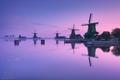 Magické ráno u mlýnů