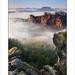 Mlhavé ráno na Bastei I