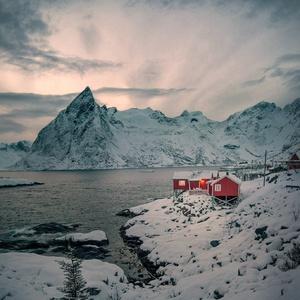 Hamnoy, Nórsko