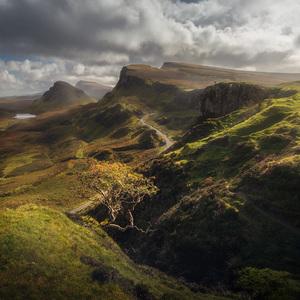 Quiraing #2, Isle of Skye