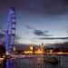Podvečer v Londýne