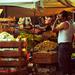 Turkish fruitseller