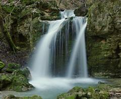 Hájsky vodopádik 2