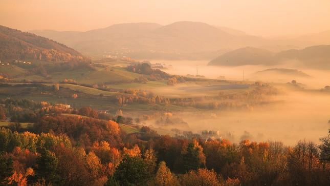 Jesenné údolie