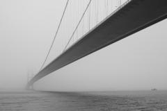 Zahmleny Humber Bridge