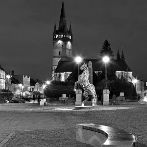 Nočný Prešov