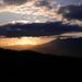 Západ slnka....