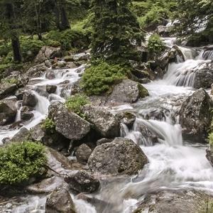 Bielovodské vodopády