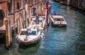 Polícia v Benátkach