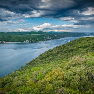 Limský záliv, Chorvátsko