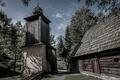 Zuberec-drevenna zvonica