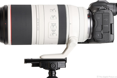 Prvý dojem z Canon R6 a Canon RF 100-500