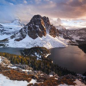 koniec leta u Assiniboincov II