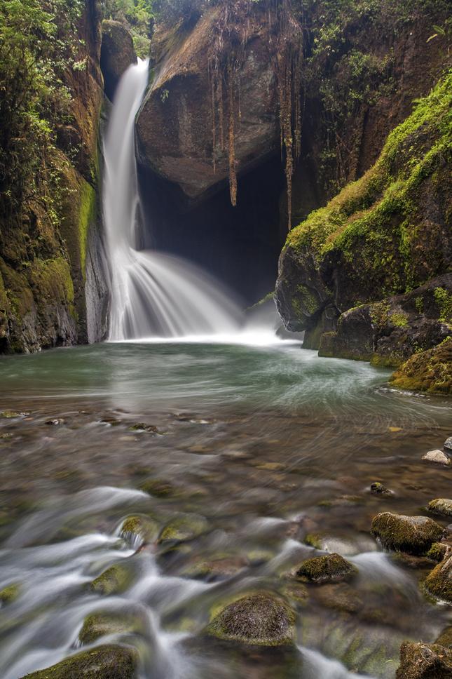vodopád pri Savegre