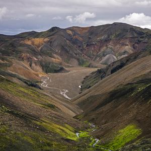cestou po Dúhových horách