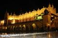 Krakow v noci