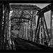 Most cez rieku v Bosne