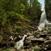 Západné Tatry - Roháčsky vodopád