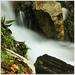 Kameň-drevo-tráva a voda