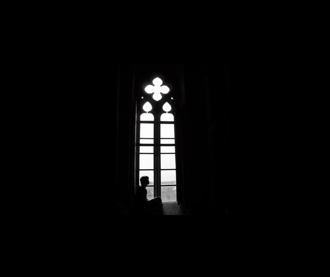 Za oknom je svet