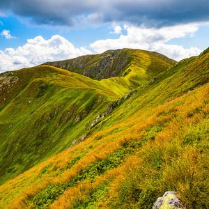 Leto v Nízkych Tatrách